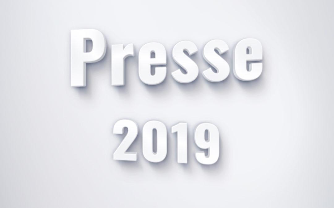 Presseberichte des Fotoclubs Waldkirchen 2019