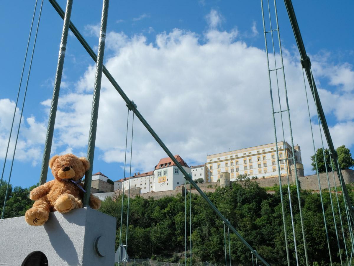 Platz 2 des Fotowettbewerbs_Motive aus Passau_Ansicht Oberhaus