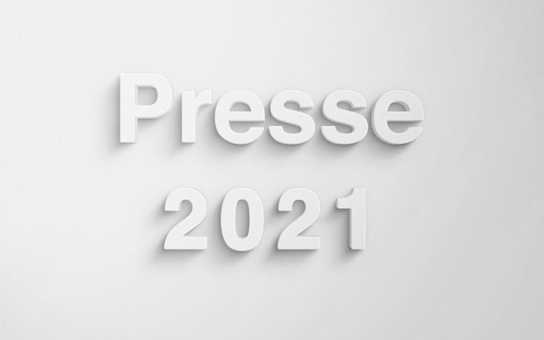Presseberichte des Fotoclubs Waldkirchen 2021
